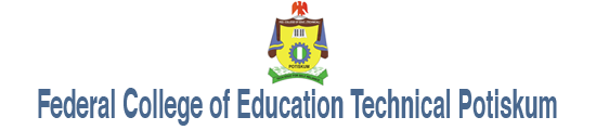 Federal College of Education (Technical) Potiskum